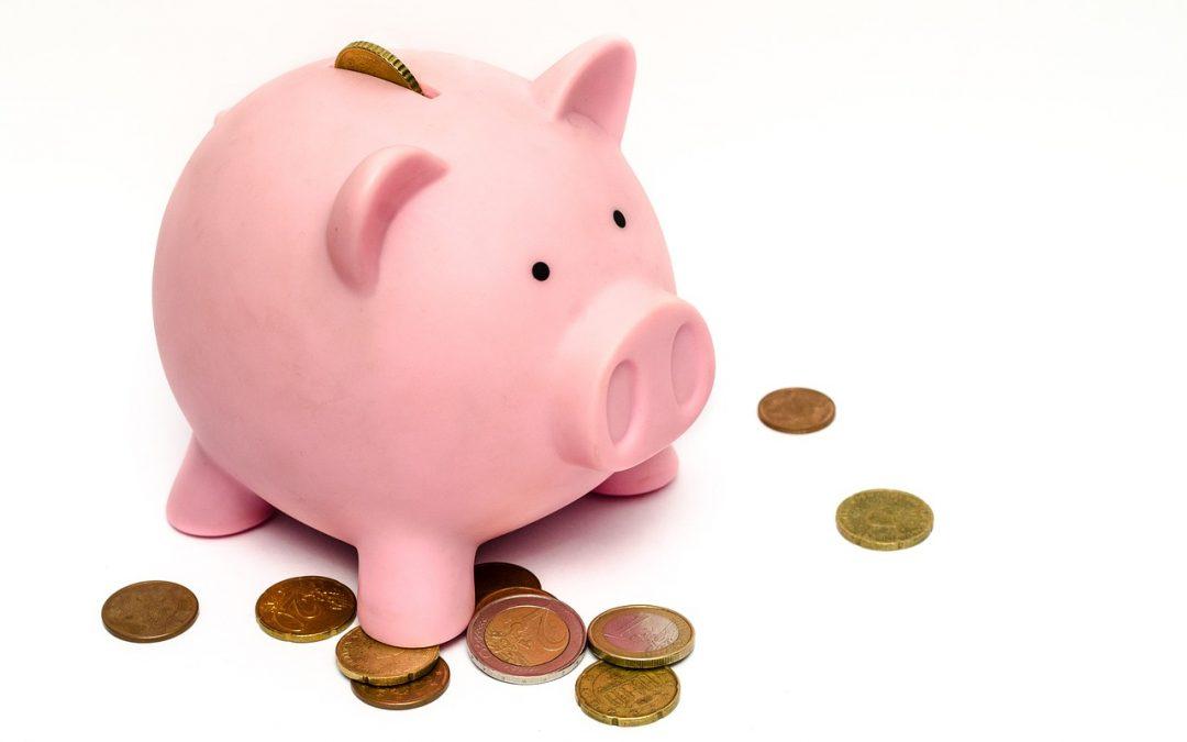 Risparmiare soldi al giorno d'oggi